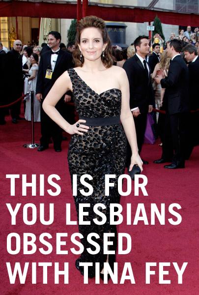 Tina fey is gay