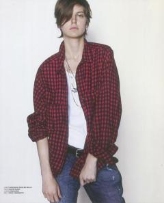 Lesbian Hipster
