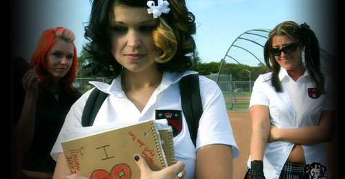 Lilys College Lesbianage 7 Smart Girls Spice Girls Girl Dates To School Dances