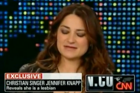 Jennifer Knapp A Lesbian 82