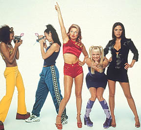 spice girls girl power