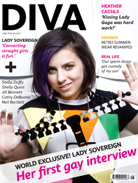 DIVA-Lady Sovereign