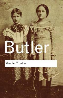 gender trouble judith butler