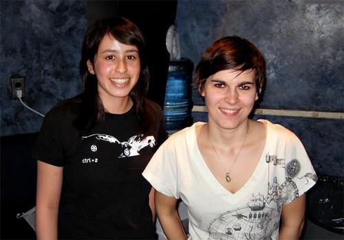 Kaki and Jess