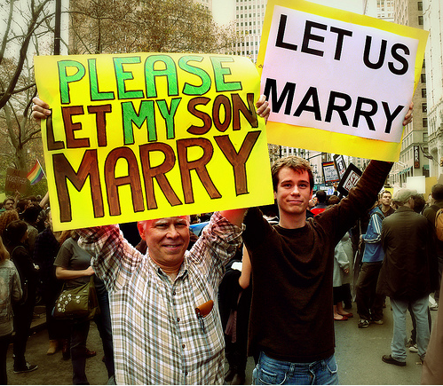 let my son marry