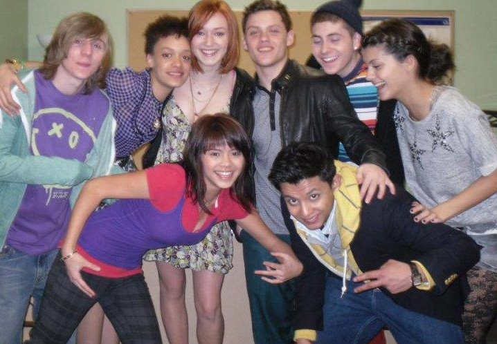 from Jalen mtv skins gay