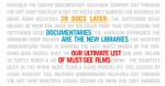 28 Docs Later You'll Be A Better Person, Just Watch