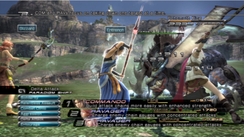 Game Log: Final Fantasy XIII, Disc 1   Autostraddle