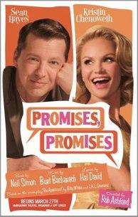 Kristin Chenoweth Sean Hayes Promises Promises