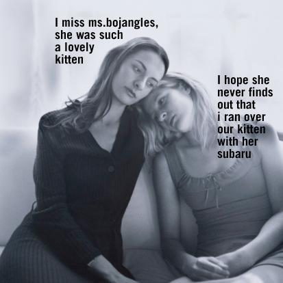 Sad Lesbian 106