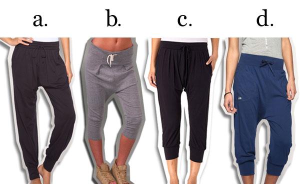 drop-crotch-pants