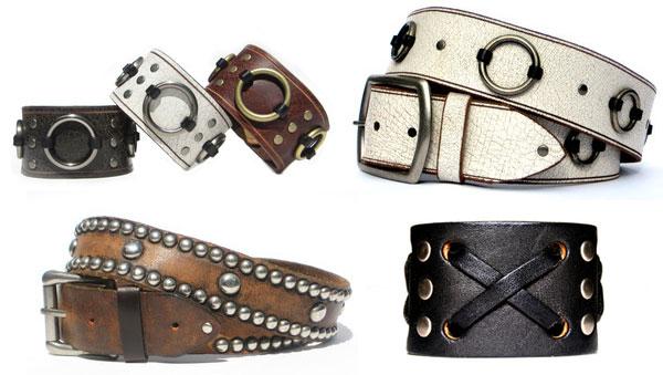 Lucky dog Leather