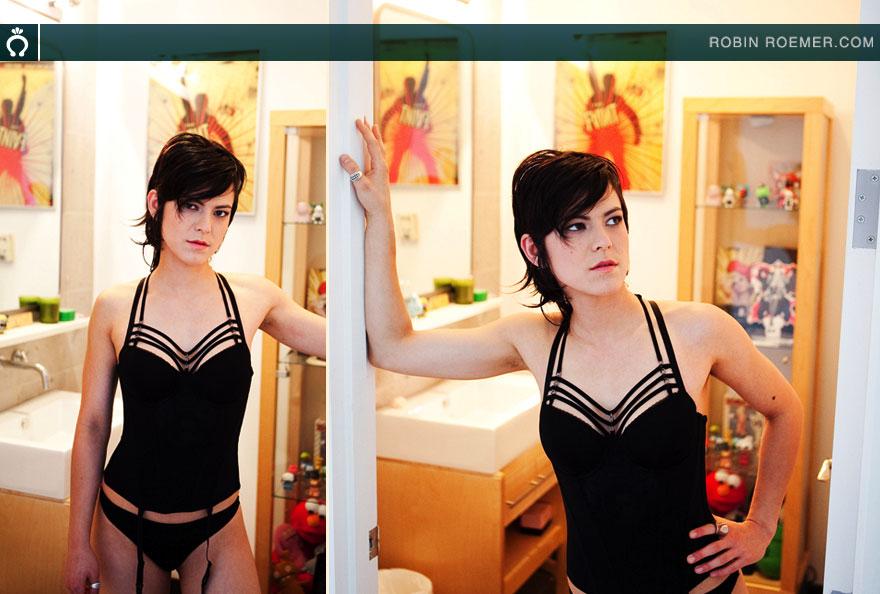 Autostraddle Calendar Girls Miss August Robin Roemer