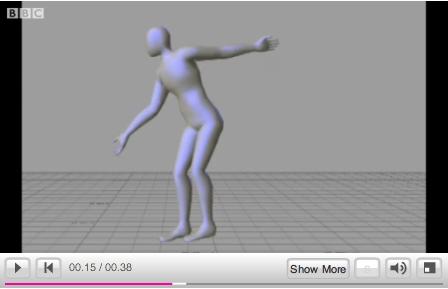 avatar dance