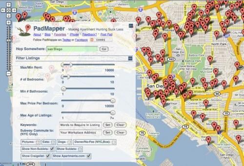 Padmapper: Apartment Hunt Like A Pro #tipsandtricks | Autostraddle