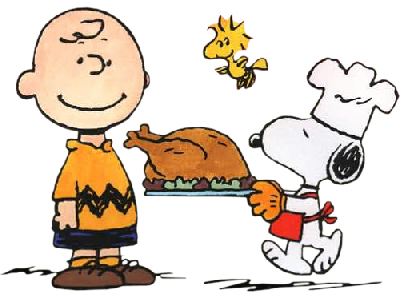Thanksgiving OPEN THREAD: Are You Full Of T/of/urkey Or Just Feelings?