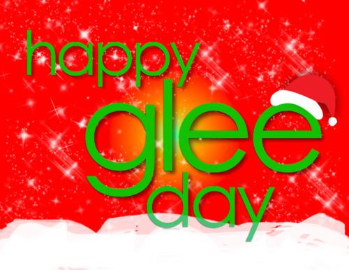 A Very Glee Christmas Recap: Glee Christmas Special Very ...