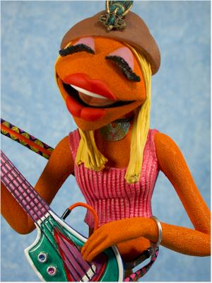 Top Ten Gayest ... Muppets Janice