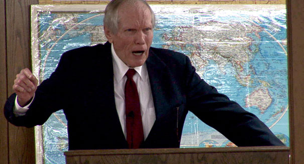 Fred Phelps of Westboro Baptist Church