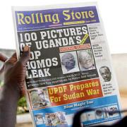 Uganda Gay Activist Slain