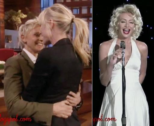 Portia de Rossi Sings Happy Birthday to Ellen, Covers ...