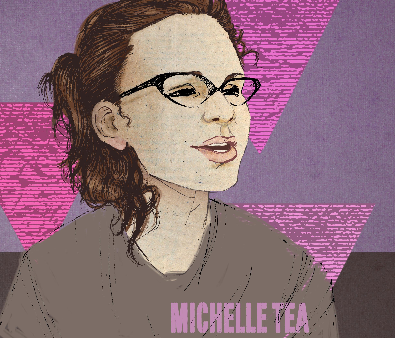 Michelle Tea by mishka colombo