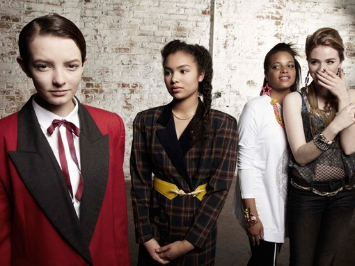 Genderqueer Outlaw: Meet Franky, Skins Season Five's ...