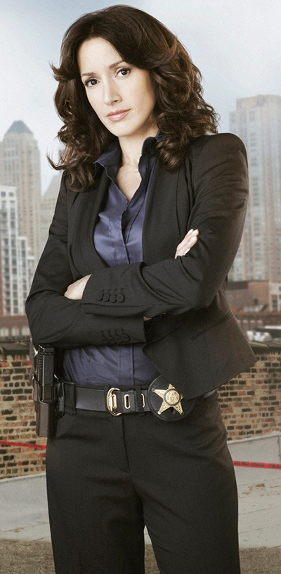 Jennifer Beals - Chicago Code