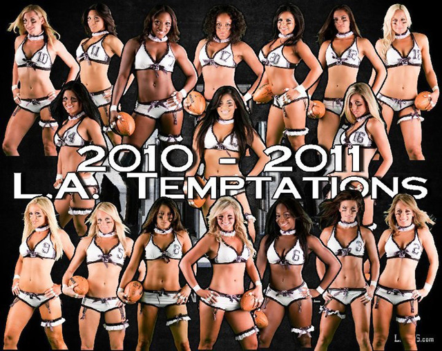 LA-Temptation-Team-Photo
