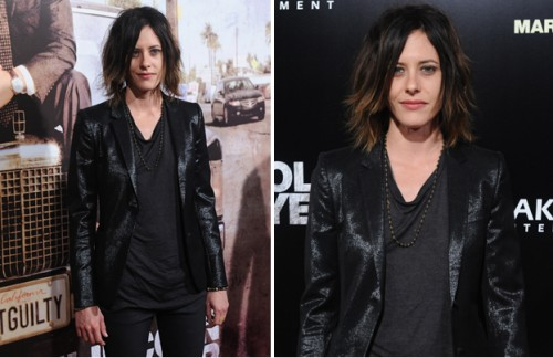 Kate Moennig Lincoln Lawyer premiere