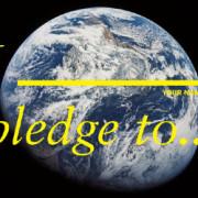good magazine's earth day pledge
