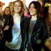 THE L WORD, Clementine Ford, Katherine Moennig, 'Lesbians Gone Wild', (Season 5, ep. 505, aired Feb. 17, 2008), 2004-. photo: Paul Michaud / © Showtime / Courtesy: Everett Collection