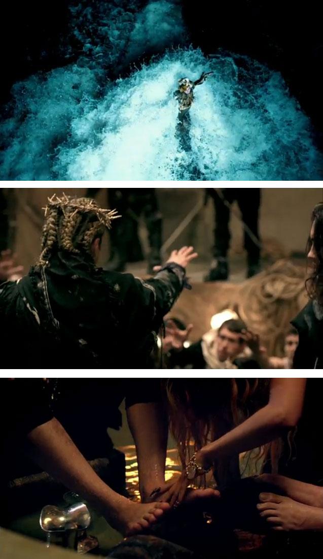 Lady-Gaga-Judas-Recap-lots-of-stuff