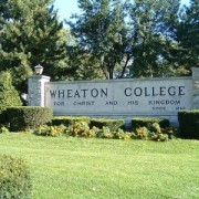 Wheaton-College-Sign