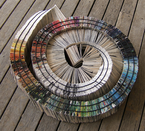 book-spiral