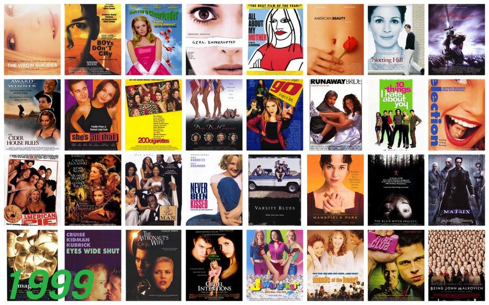 Most Favorite Teen Movies In 25