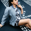 Jazmin Venus Soto, filmmaker/DJ (L)