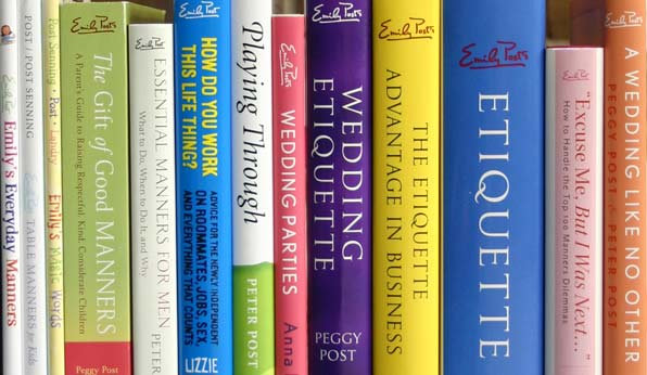 Emily Post Wedding Etiquette.Emily Post For Lesbians Etiquette For Everyone Autostraddle