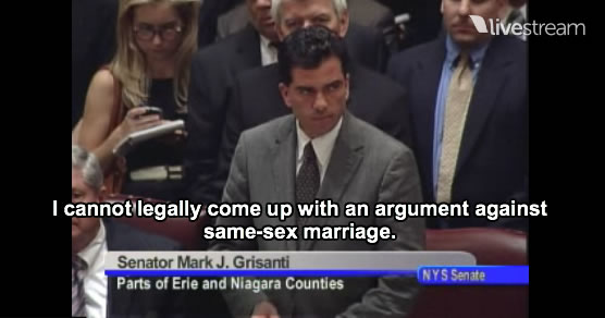 an argument in favor of legalization of same sex marriage The unanimous iowa supreme court ruling that legalized same-sex marriage   to uphold the iowa constitution without fear, favor or hope of reward, and   michael streit, former justice: the argument day itself was a big deal.