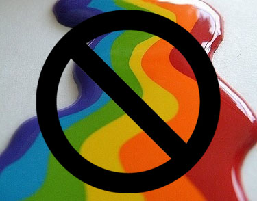 rainbows-banned