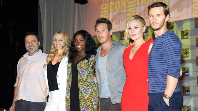 "HBO's ""True Blood"" Panel - Comic-Con 2011"