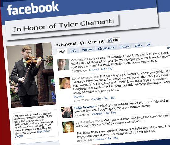 Tyler Clementi essay helper
