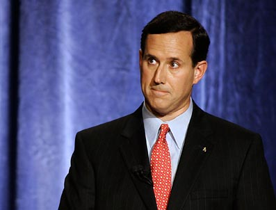 Casey, Santorum Face Off In Pennsylvania Senatorial Debate