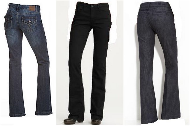 Next: Why Brandy loves bell bottoms, Lily loves Mom Jeans, and Emily loves  American Eagle.