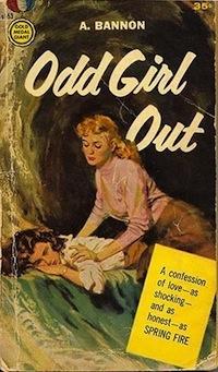 pulp novelist lesbian famous