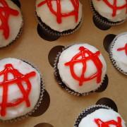 anarchist cupcakes