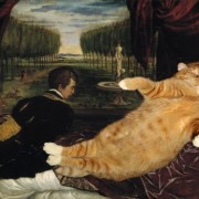art is better with cats