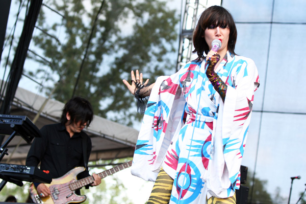 yeah yeah yeahs via youaintnopicasso