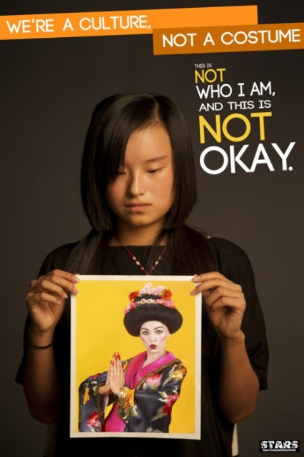 I'm Not a Costume: STARS and the Campaign Against Racist Halloween ...