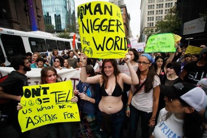 SlutwalkRacism